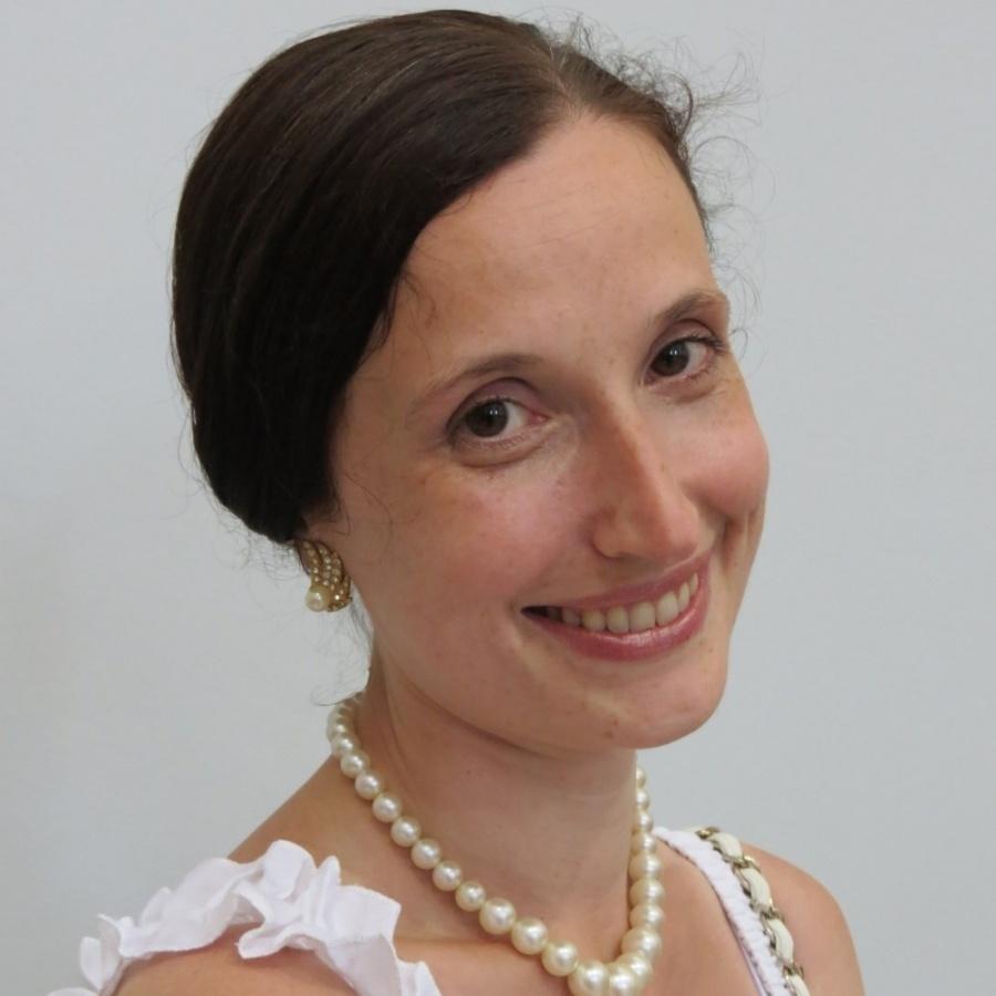 Марія Окунєва